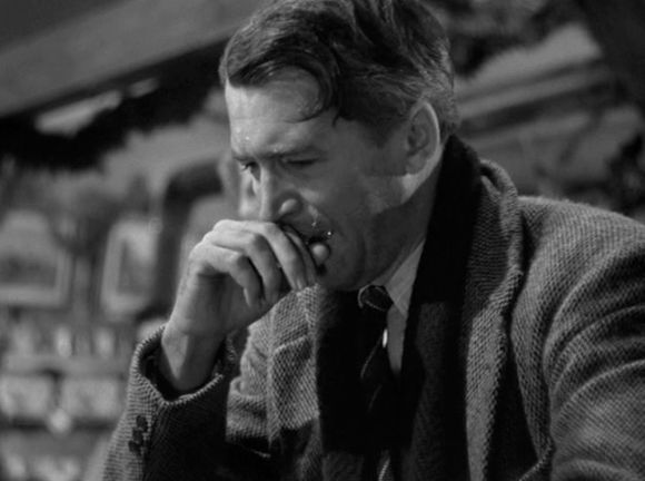 Depressed George Bailey