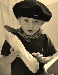 french child beret