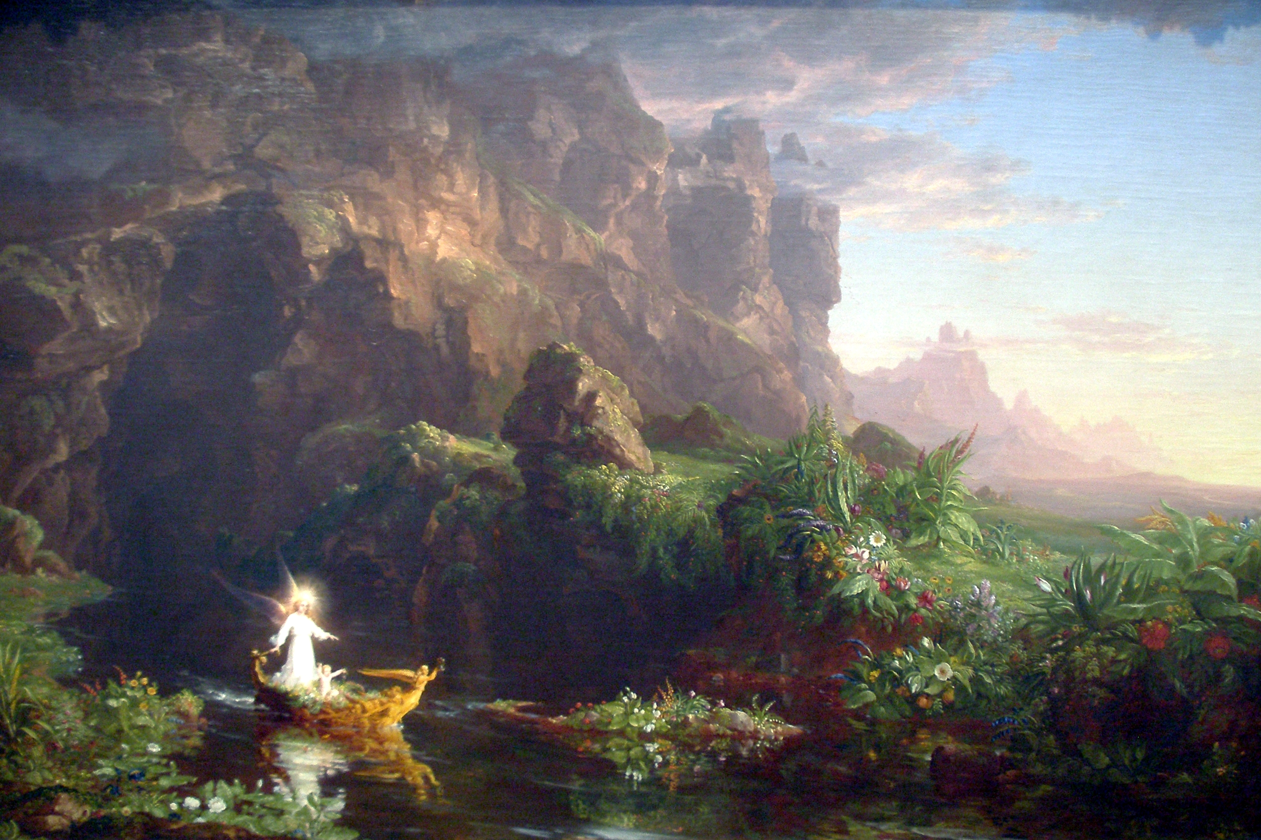 voyage of life analysis The new topic thomas cole voyage of life analysis is one of the most popular assignments among students' documents if you are stuck with writing or missing ideas, scroll down and find.