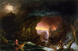 Thomas Cole - The Voyage of Life - Manhood