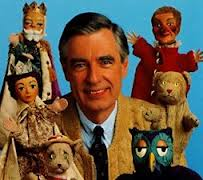 rogers and puppets