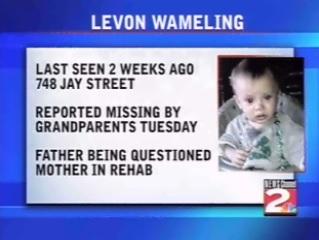 Missing Levon