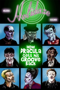 DRAC GROOVE COVER