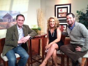 With Mass Appeal hosts Ashley and Seth.