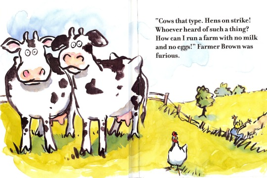 Click, Clack Moo - Cows That Type