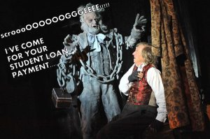 Bill Kenwright production ofSCROOGEwith Tommy Steeledirected by Bob Thomson