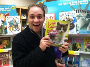 A book for daddy!