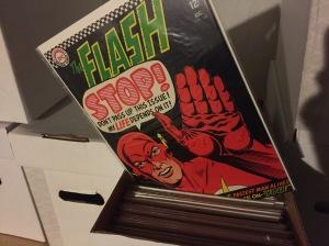 Flash comic