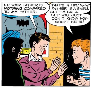 Bruce Waynes a Great Guy