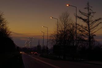 Street Twilight