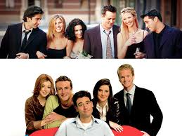 friends HIMYM