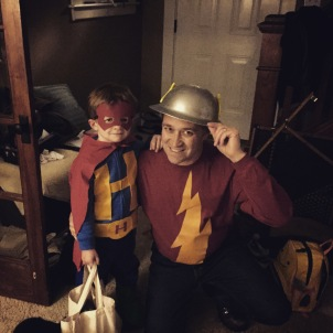 Hallowen heroes