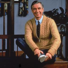 Mr Rogers 1980s