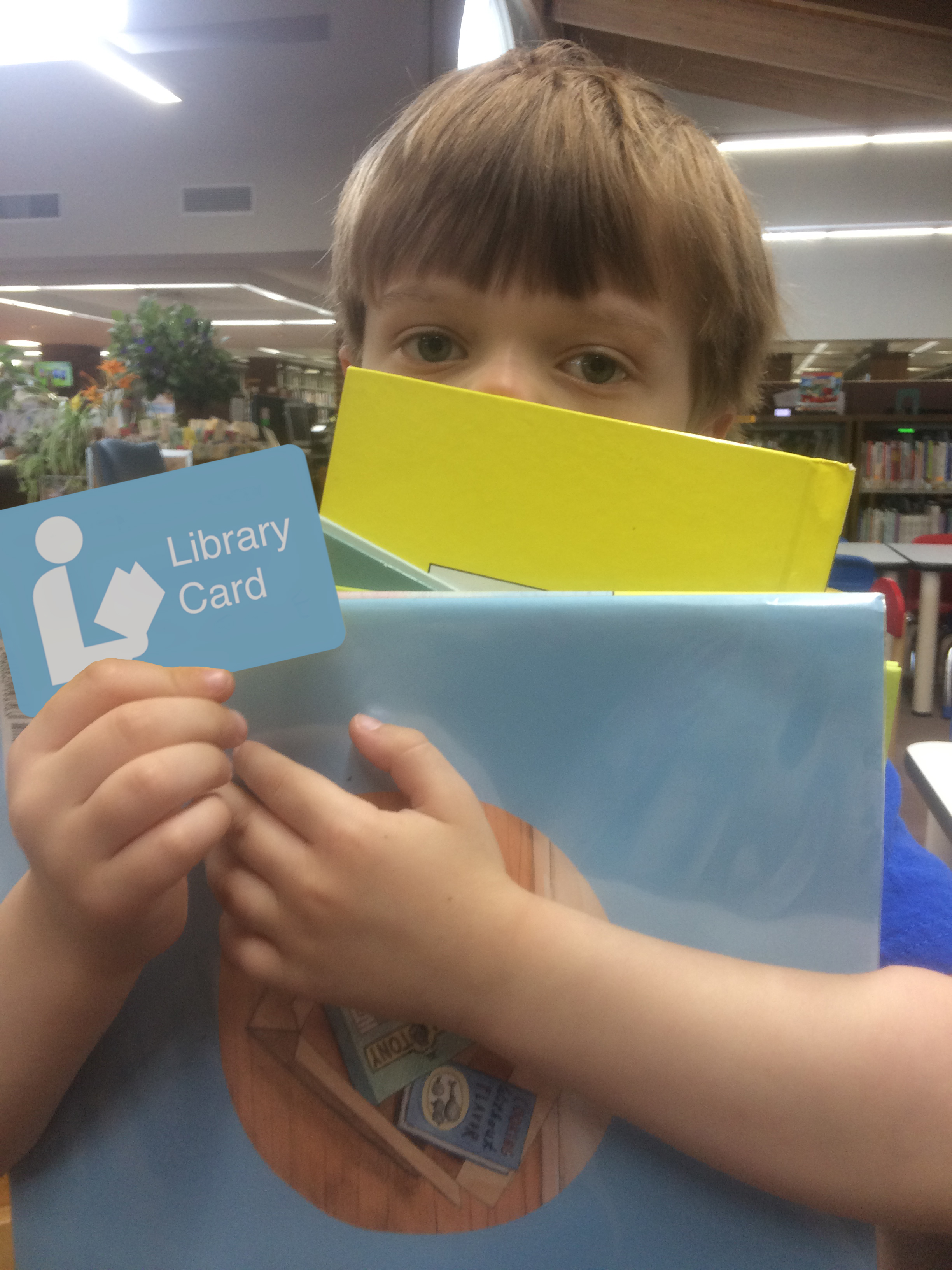 First LIbrary Card Rev1