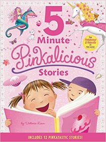 pinkalicious 5 minute stories