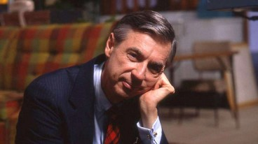 Mr Rogers reflects