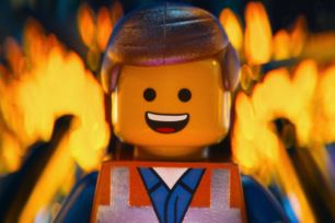 Lego Movie Emmett