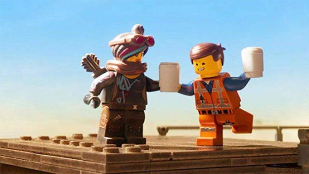 Lego Movie Second Part Coffee