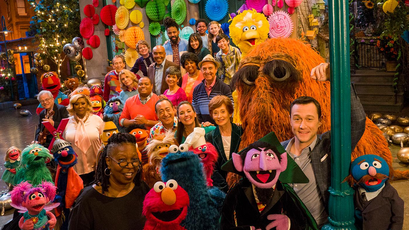 Sesame 50th Group