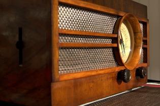 Old Radio 1940s