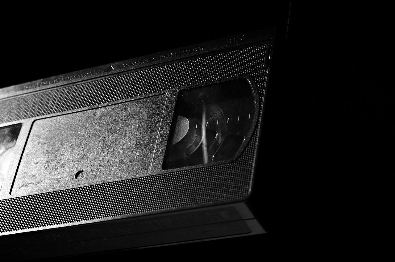 VHS 90s Videotape